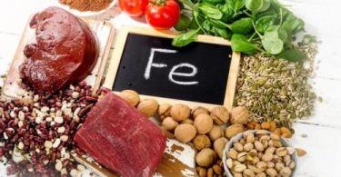 Продукты для поднятия гемоглобина в крови: список, меню