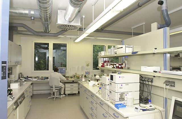 Лаборатория для изучения медицинских анализов