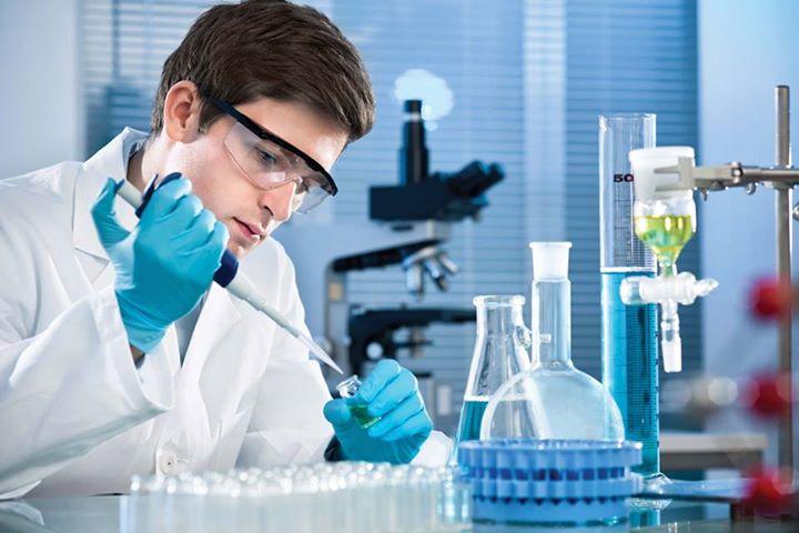 Биохимический анализ в лаборатории