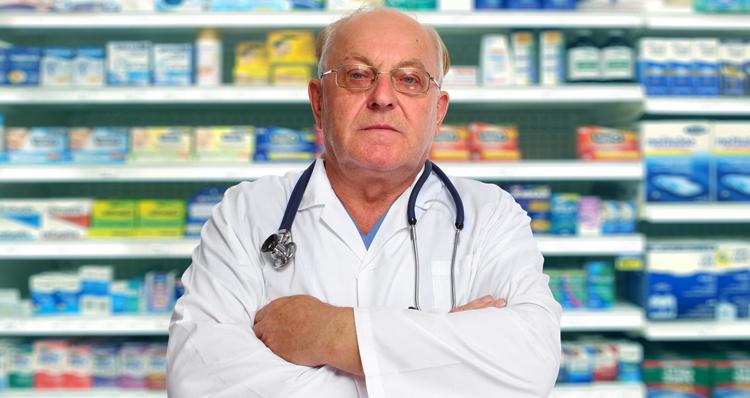 Строгий врач