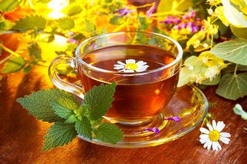 Чай с седативным эффектом