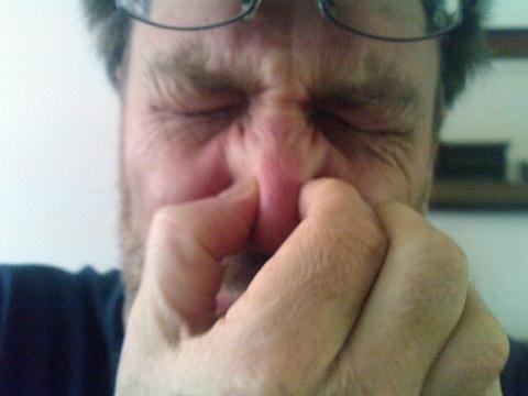 Неприятный запах от ребенка