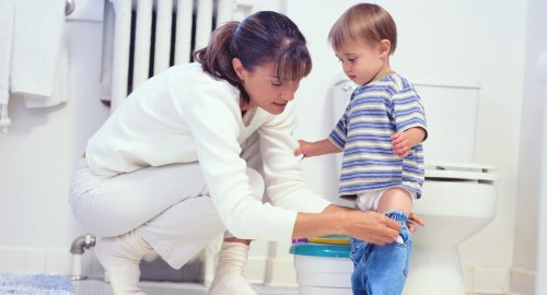 Анализ мочи у ребенка