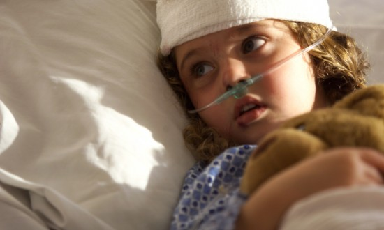 Детская тромбоцитопения